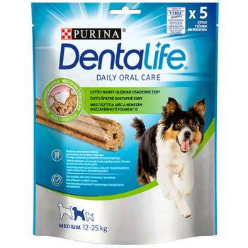 Dentalife Medium przysmak dentystyczny dla średnich psów 115 g