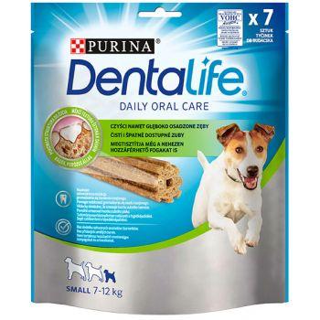 Dentalife Small przysmak dentystyczny dla małych psów 115 g