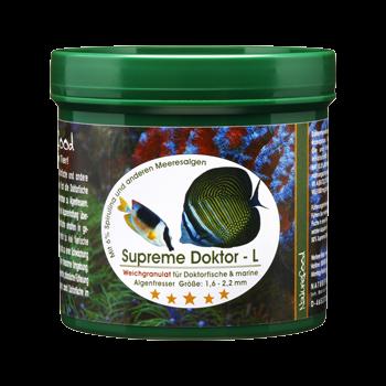 Supreme Doktor-L pokarm dla morskich ryb roślinożernych