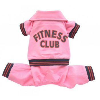 Dres Fitness Club różowy