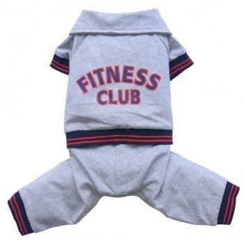 Dres Fitness Club szary