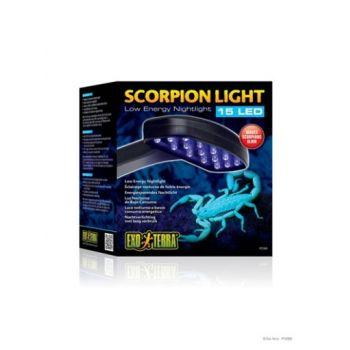 Scorpion Light lampka LED