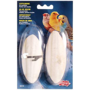 Sepia dla ptaków S 2-pack