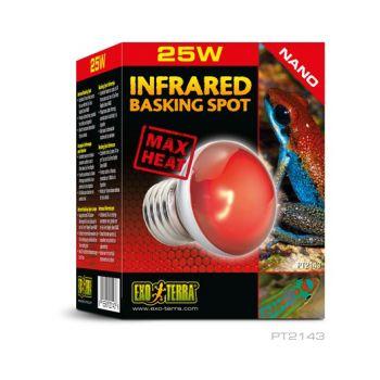 Infrared Basking Spot Nano żarówka 25 W