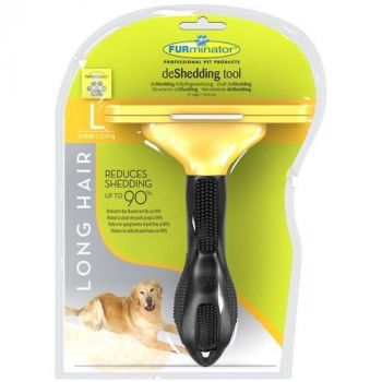 Furminator dla psów długowłosych L