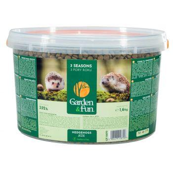 3 pory roku karma dla jeży 1,6 kg