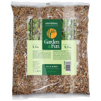 Pokarm uniwersalny dla ptaków wolnożyjących 2,5 kg