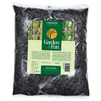 Nasiona słonecznika czarnego 1,6 kg