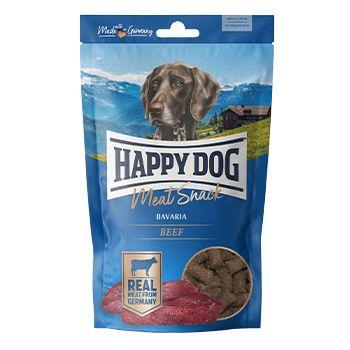 Meat Snack Bavaria miękkie przysmaki dla psa z wołowiną 75 g