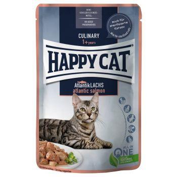 Culinary Meat Atlantic Salomon karma dla kota z łososiem w sosie 85 g