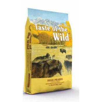 High Prairie karma dla dorosłych psów z bizonem, pieczonym jeleniem 2 kg