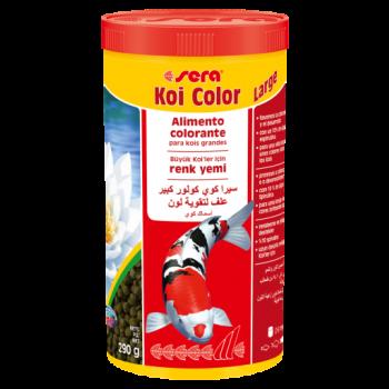 Koi Color Mini granulat dla ryb stawowych