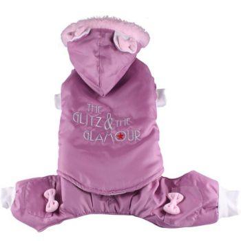 Kombinezon Glitz & Glamour różowy