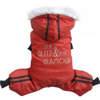 Kombinezon Glitz & Glamour czerwony