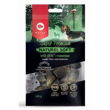Naturel Soft przysmak dla psa z królikiem i rozmarynem 100 g