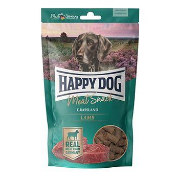 Meat Snack Grassland miękkie przysmaki dla psa z jagnięciną 75 g