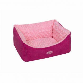 Legowisko Arusha różowe