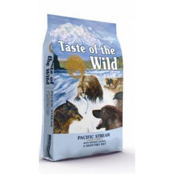 Pacific Stream karma dla dorosłych psów z łososiem wędzonym 2 kg