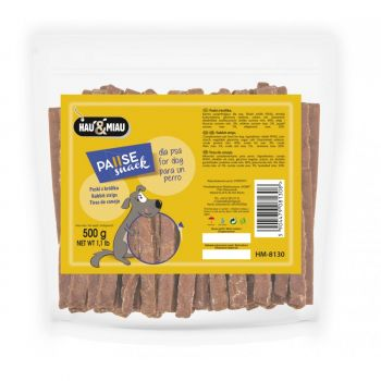 Przysmak paski z królika 500 g