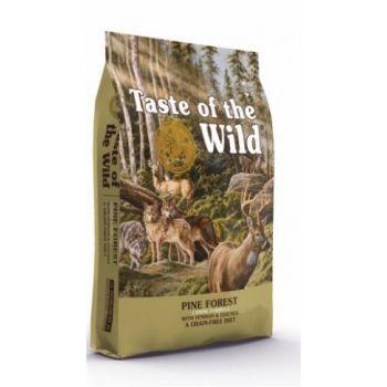 Pine Forest karma dla dorosłych psów z jagnięciną, jeleniem i rybami 2 kg
