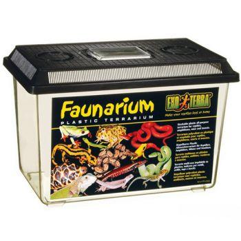 Faunarium plastikowe 22 x 15,5 x 17 cm
