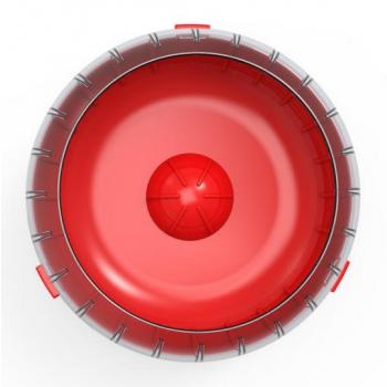 Kołowrotek Rody 3 czerwony