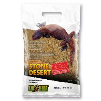 Stone Desert podłoże pustynne ochra 5 kg