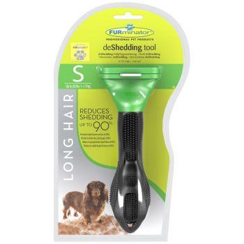 Furminator dla psów długowłosych S
