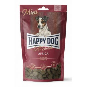 Sensible Soft Snack Mini Africa przysmaki dla psa ze strusiem 100 g