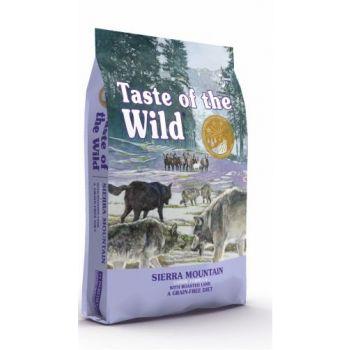 Sierra Mountain karma dla psów z pieczoną jagnięciną 2 kg