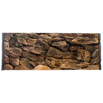 Tło do akwarium i terrarium skała 120 x 50 cm