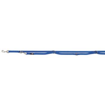 Smycz regulowana Premium 3m XS-S niebieska