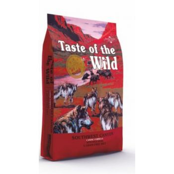 Southwest Canyon karma dla psów z jagnięciną i dzikiem 2 kg