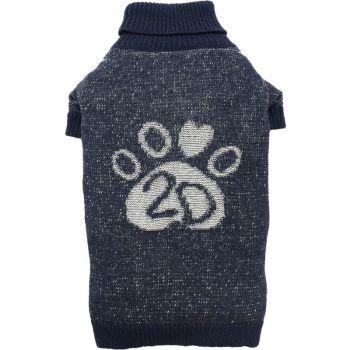 Sweter z łapą