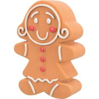 Świąteczna zabawka lateksowa ludziki z piernika 11 cm