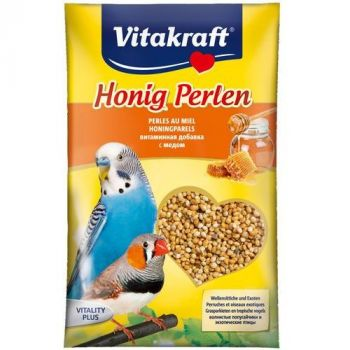 Honig Perlen przysmak z miodem dla papużki falistej