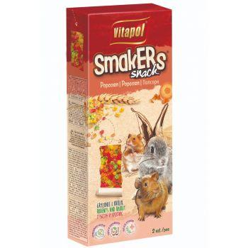 Smakers Snack popcorn dla gryzoni i królika 2 szt 90 g