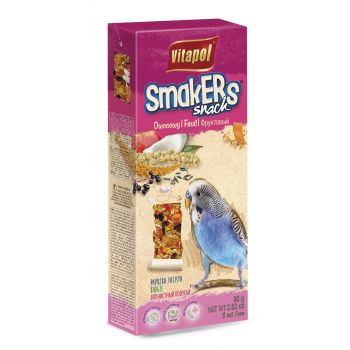 Smakers Snack owocowy dla papużki falistej 2 szt.