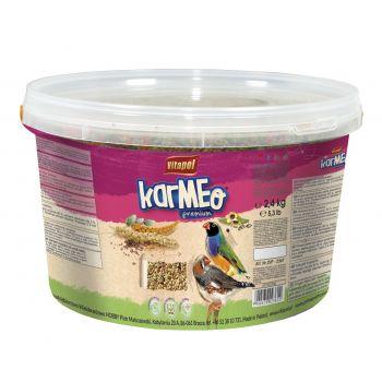 Pokarm pełnoporcjowy dla zeberek i ptaków egzotycznych 2,4 kg