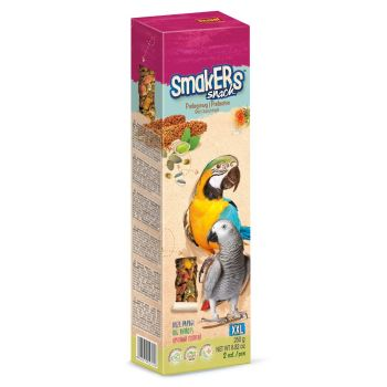 Smakers XXL pistacjowy dla dużych papug 2 szt.