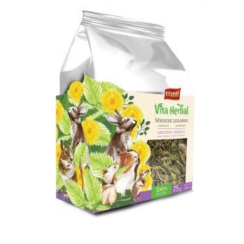 Vita Herbal mniszek lekarski ziele dla gryzoni i królików 75 g