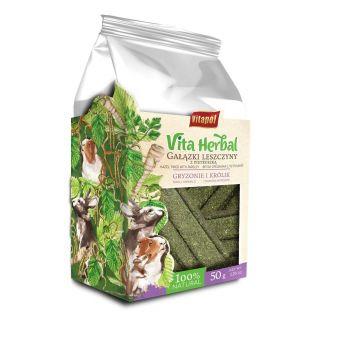 Vita Herbal gałązki leszczyny z pietruszką 50 g