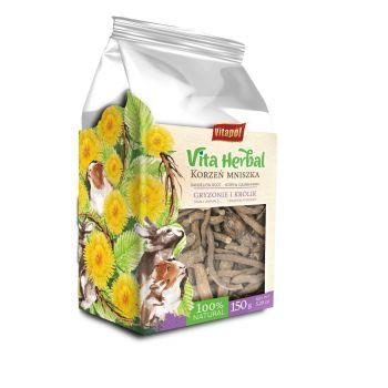 Vita Herbal korzeń mniszka lekarskiego dla gryzoni i królików 150 g