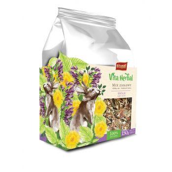 Vita Hrbal Mix ziołowy dla królika 150 g