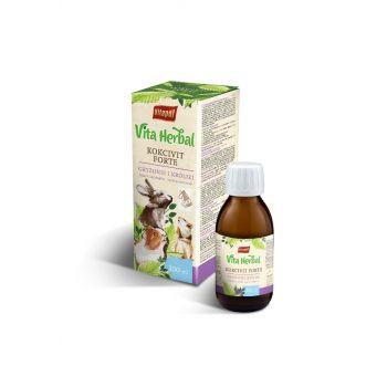 Kokcivit Forte preparat dla gryzoni i królików 100 ml