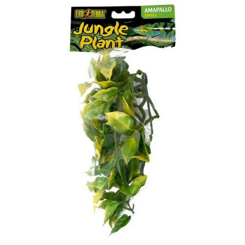 Amapallo sztuczna roślina do terrarium S 32 cm