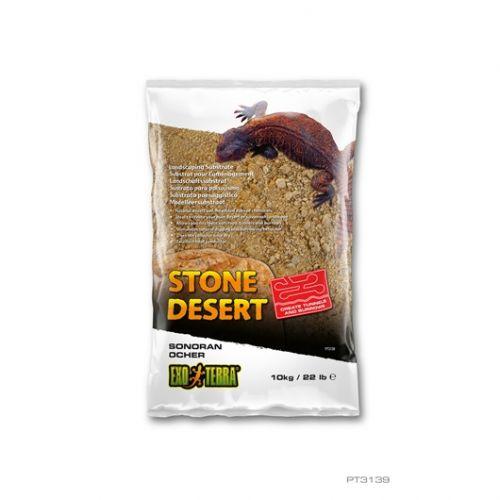 Stone Desert podłoże pustynne ochra 10 kg