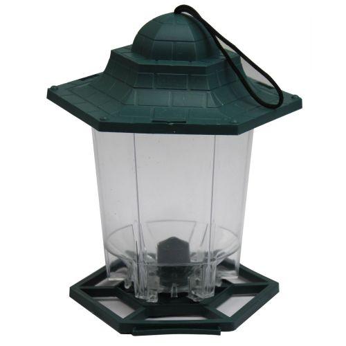 Plastikowy karmnik dla ptaków 14,8 x 13 x 17 cm