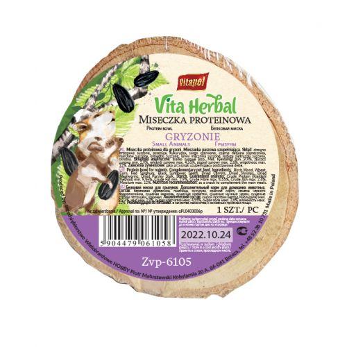 Vita Herbal miseczka proteinowa dla gryzoni