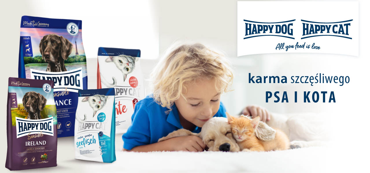 Karmy HAPPY DOG, HAPPY CAT
